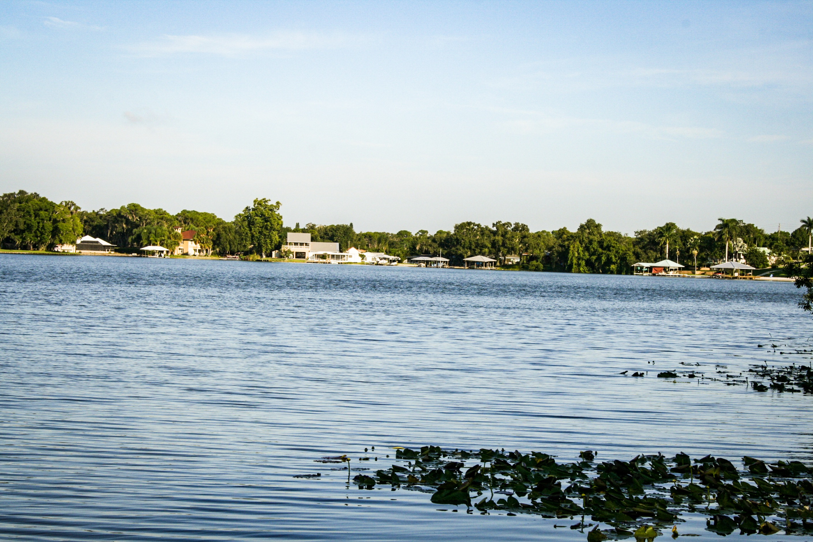 Homes on Water in Lake Placid Florida
