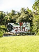 Town of Murals Lake Placid Florida
