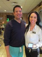 Emily Jones and Brooks Gauthier Remax Realty Plus Sebring Florida