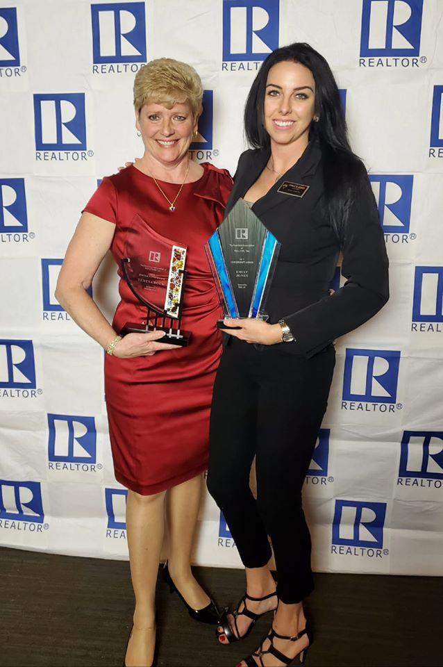 Teresa Bock and Emily Jones Remax Realty Plus Sebring Florida