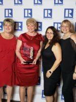 Teresa Bock Lifetime Achievement Award 2020 Remax Realty Plus Sebring Florida